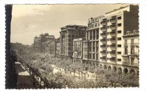 RP: Bird's Eye View, Paseo de la Independencia, Zaragoza, Aragon, Spain, 20-40s