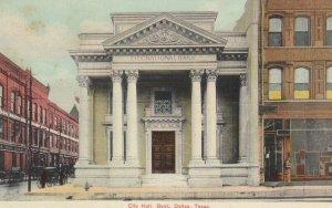 DALLAS , Texas, 1900-10s ; City National Bank