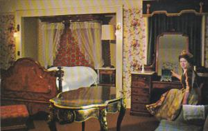 Victorian Room Olde England Inn Victoria British Columbia Canada