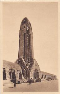 France Douaumont Ossuaire et Phare de Douaumont Lighthouse