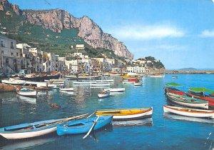 Great Sea Shore Capri Italy Postal Used Unknown
