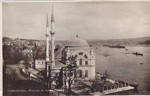 RP, Mosquee De Dolma-Bagtche, Constantinople, Turkey, 1920-1940s