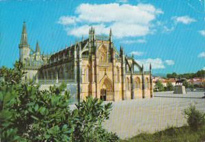 Portugal Batalha Facade With Frontage