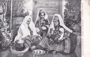 Frauen aus Bethlehem , 1901-07