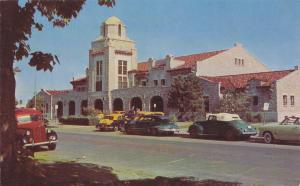 OKLAHOMA CITY , Oklahoma , 1950-60s ; Union Station