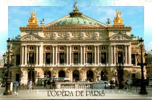 France Paris L'Opera De Paris