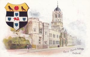 OXFORD , England, United Kingdom , 00-10s ; Christ Church College