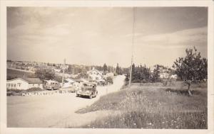 Canada Nova Scotia Margaretsvile Street Scene 1948 Photo