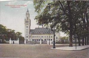 Netherlands Scheveningen Vredespaleis