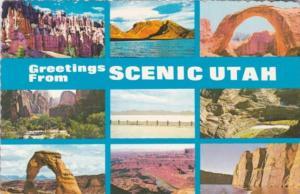 Utah Scenic Views