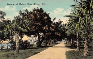 Grounds at Ballast Point  Tampa FL
