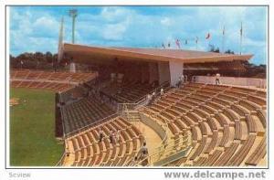 Inside Of Merdeka Stadium,Kuala Lumpur,Malaya,40-60s