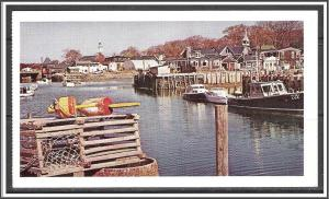Maine, Kennebunkport - Harbor American Scene Collection - [ME-147]