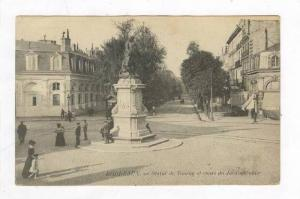 Statue De Tourny Et Cours Du Jardin-Public, Bordeaux (Gironde), France, 1900-...