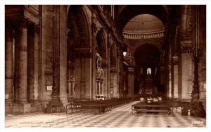London  St.Paul Cathedral , Judges LTD no.15