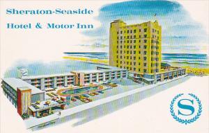 Sheraton-Seaside Hotel & Motor Inn , ATLANTIC CITY , New Jersey, 50-60s