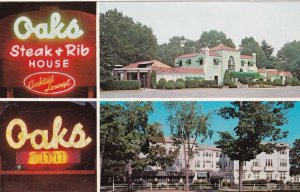 Massachusetts Springfield Oaks Inn & Oaks Steak & Rib House Boston Road sk888