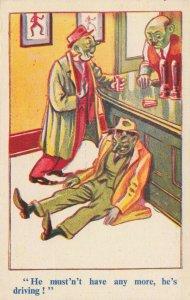 Comic Postcard Garland, Rudolf & Co. W130, Seaside Joke, Humour KK4