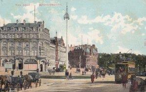 Bournemouth , England , 1900-10s ; The Square