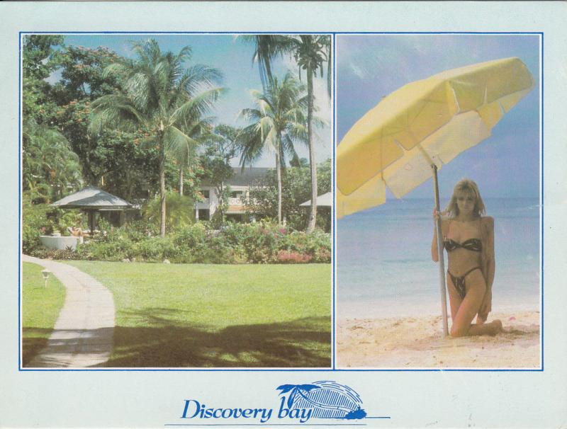 BARBADOS DISCOVERY BAY BEACH HOTEL