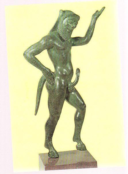 Seilinus Sculpture National Archilogical Museum Greece