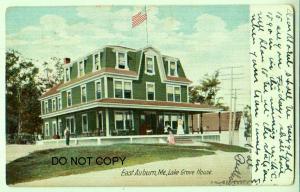 Lake Grove House, East Auburn ME