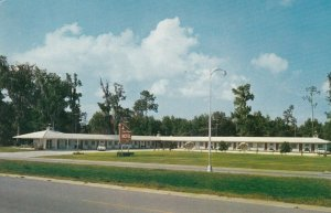 OCALA, Florida, 50-60s ; Silver Princess Motel