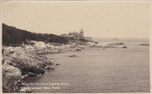 RP: MARBLEHEAD , Massachusetts , 00-10s; Looking North from Castle Rock