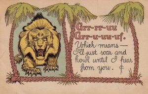 Lion , 00-10s