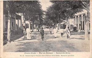 German East Africa Tanzania Dar-Es-Salaam - Akazien Strasse, Deutsch-Ost-Afrika