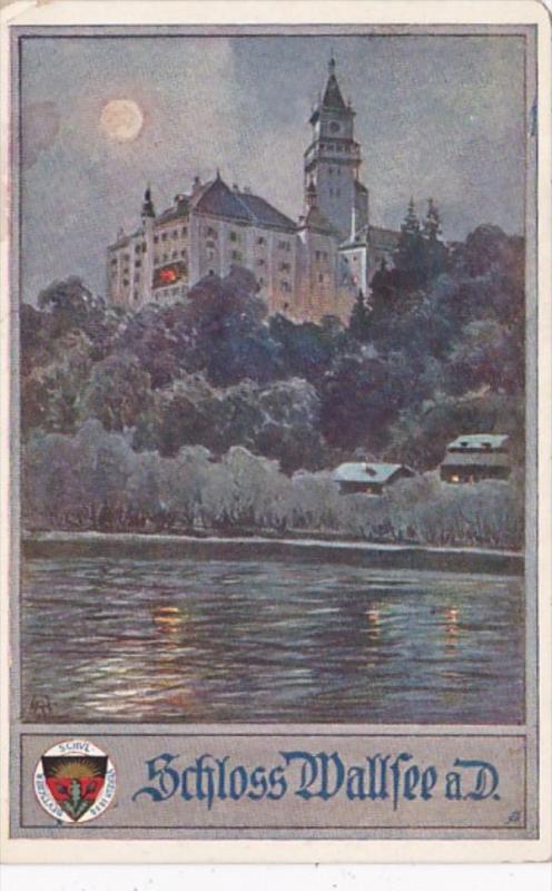 Germany Schloss Wallsee an der Donau