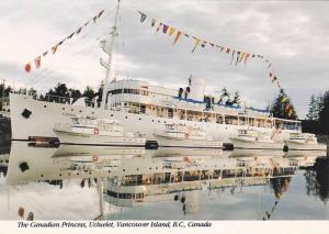 Exterior of The Canadian Princess, Ucluelet, Vancouver Island, British Columb...