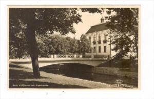 RP  Amal, Kungsbron och Stadshotellet., Sweden, 20-40s