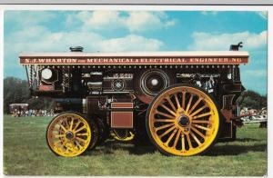 Steam; 1934 Fowler Showmans Supreme PPC, by Colourmaster, Unused