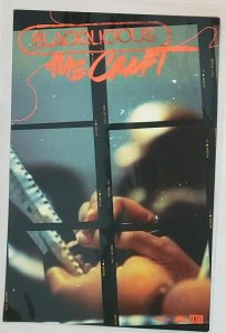 Vintage Advertising Card:Blackilicious- the craft promo card.
