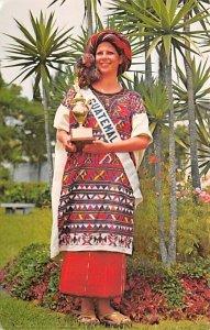 Miss Guatemala Guetemala, Central America Unused