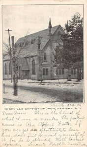 LPN20 Newark New Jersey Roseville Baptist Church Private Mailing Card