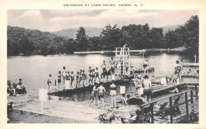 Camp Recro in Arden, New York