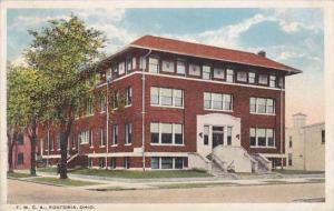Ohio Fostoria Y M C A 1919