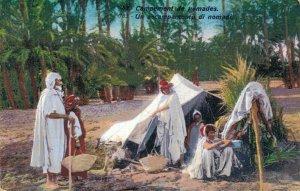 Africa Algeria Campement de nomades 05.54