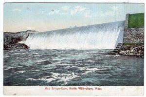 North Wilbraham, Mass, Red Bridge Dam