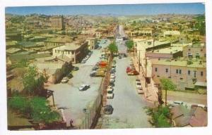 View Of City Of Nogales, Sonora, Mexico, 1940-60s