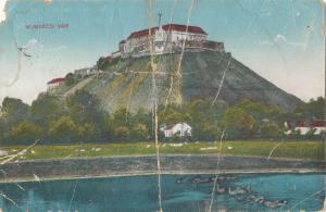 Hungary Munkacsi var ( damage ) early postcard
