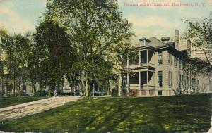 Homeopathic Hospital, Rochester, Monroe County, New York - DB