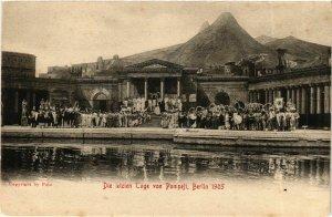 CPA AK Berlin- Die Letzten Tage von Pompeji GERMANY (940090)