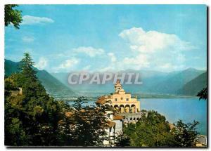 Modern Postcard Locarno