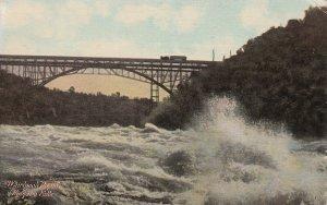 NIAGARA FALLS, New York, PU-1913; Whirlpool Rapids