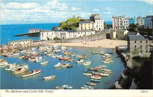 The Harbour Boats Castle Hill Tenby