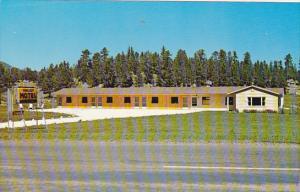 South Dakota Custer Valley Motel