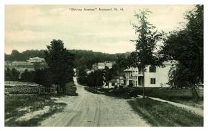 New Hampshire   Newport , Belnap Avenue